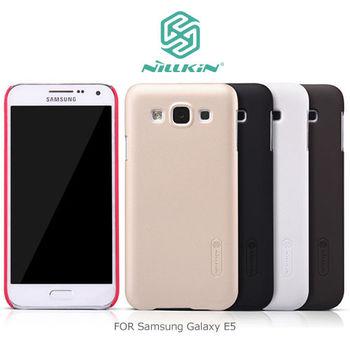 NILLKIN Samsung Galaxy E5 超級護盾硬質保護殼