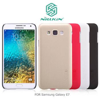 NILLKIN Samsung Galaxy E7 超級護盾硬質保護殼