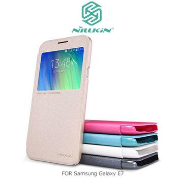 NILLKIN Samsung Galaxy E7 星韵系列皮套