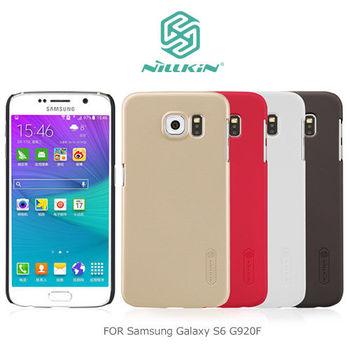 NILLKIN Samsung Galaxy S6 G920F 超級護盾硬質保護殼