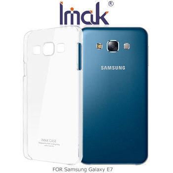 IMAK Samsung Galaxy E7 羽翼II水晶保護殼