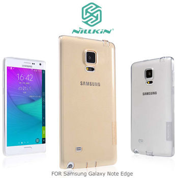 NILLKIN Samsung Galaxy Note Edge 本色系列TPU軟套