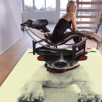【范登伯格】新視界時尚尖端地毯-酷狗-100x150cm