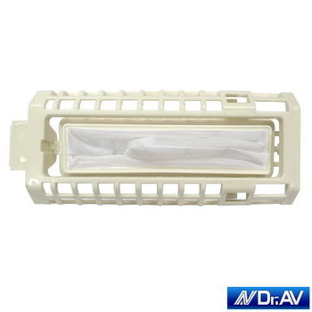 【洗衣機濾網】國際雙槽(NHN2)洗衣機棉絮袋濾網三入組(NP-003-3)