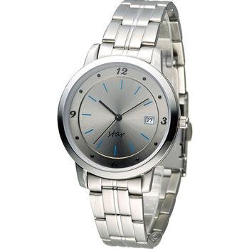 STAR 時代 永恆時光時尚腕錶 9T1407-131S-GR