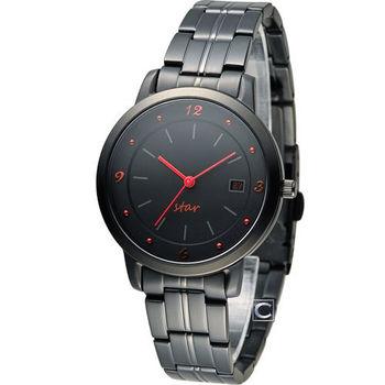 STAR 時代 永恆時光時尚腕錶 9T1407-131D-R