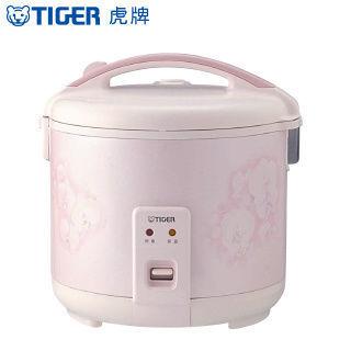 【TIGER虎牌】6人份傳統機械式電子鍋JNP-1000