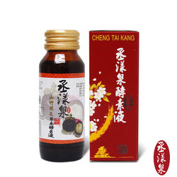 山竹順氣 草本酵素液 (6東森購 物0ml)