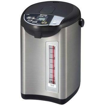 【TIGER虎牌】5.0L微電腦大按鈕熱水瓶PDU-A50R