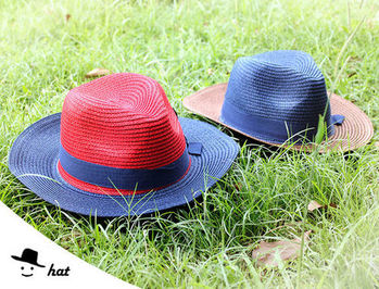 【Life Queen】時尚帥氣遮陽編織紳士帽