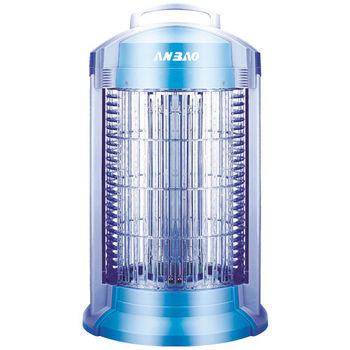 《買就送電蚊拍》【安寶】15W電子捕蚊燈AB-9849A