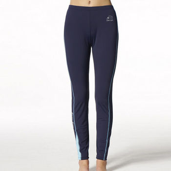 【SAIN SOU】抗UV防水母螫咬水母褲加贈可諾帕短襪x1雙A56502-06