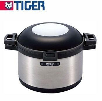 【TIGER虎牌】真空保溫調理燜燒鍋 NFI-A600