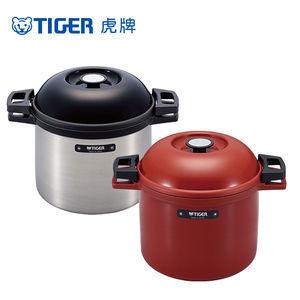 TIGER虎牌4.5L真空保溫調理悶燒鍋NFH-G450