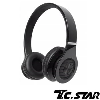 T.C.STAR-頭戴耳機麥克風 TCE8767