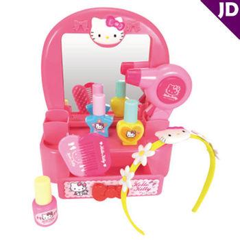 【 Hello Kitty 】粉紅甜心化妝台 KT00360