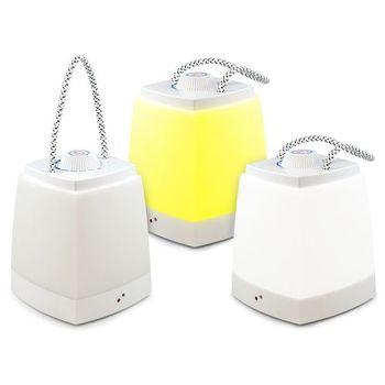 USB LED 可充電式露營手提燈