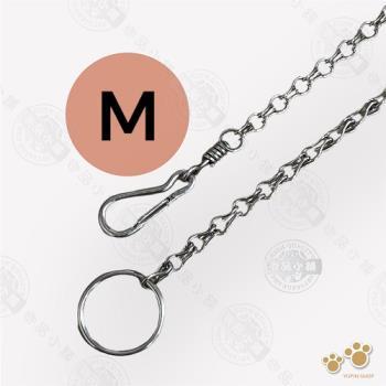 MATCH 不鏽鋼狗鍊-(M) 狗圈 項圈 溜狗 戶外用品  1入裝