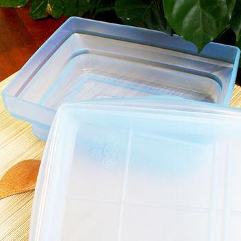 矽膠保鮮盒2入(顏色隨機出貨)