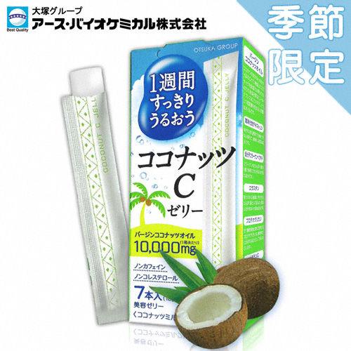 【日本大塚集團】大塚美C凍-椰奶口味 7入