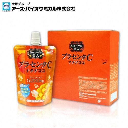 【日本大塚集團】大塚美C凍-椰果芒果口味6入