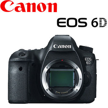[送32G+電]CANON EOS 6D 單機身 BODY (公司貨)