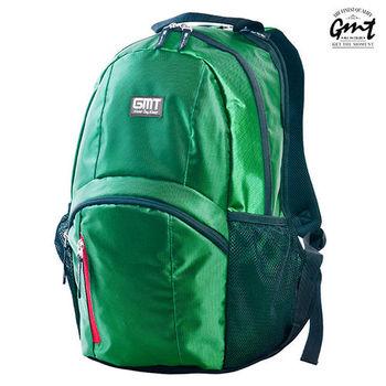 【GMT挪威潮流品牌】專業電腦背包 深綠,附15吋筆電夾層;旅遊包/登山包/雙肩背包/電腦包
