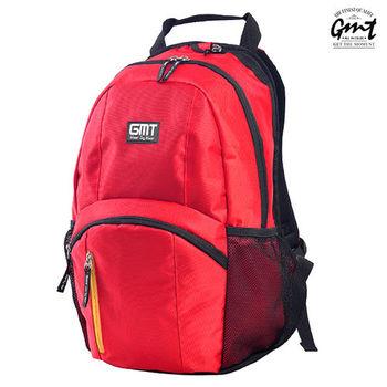 【GMT挪威潮流品牌】專業電腦背包 紅色,附15吋筆電夾層;旅遊包/登山包/雙肩背包/電腦包