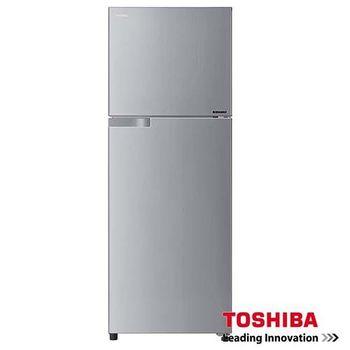 TOSHIBA東芝330L雙門變頻冰箱GR-T370TBZ(FS)