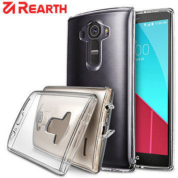 Rearth Ringke Fusion LG G4 高質感保護殼(透明) -贈送保護貼