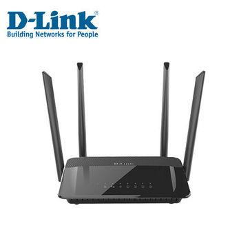 [組合品] D-Link友訊 DIR-822 雙頻無線路由器 + 羅技 MX Anywhere2 無線行動滑鼠