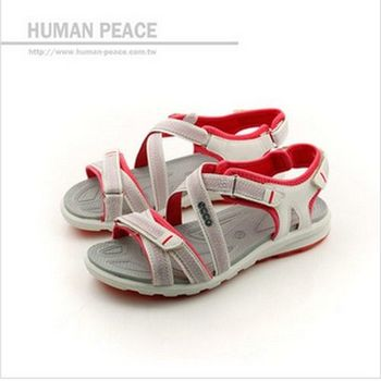 ecco Baja Sandal 涼鞋 白 女款 no321