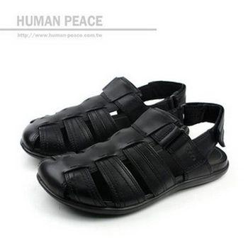 ecco CHANDER SANDAL 涼鞋 黑 男款 no297