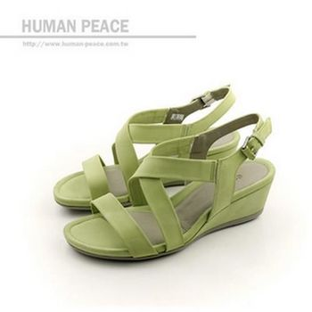 ecco Sandal 涼鞋 綠 女款 no286
