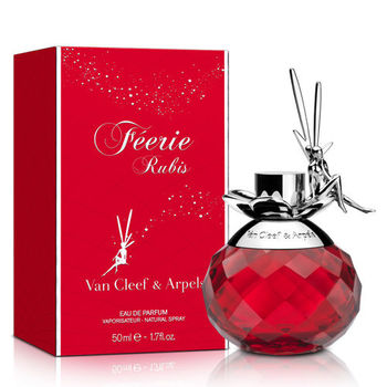 Van Cleef  Arpels 梵克雅寶 嫣紅仙子女性淡香精(50ml)-送品牌針管