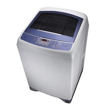 雙重送【TECO東元】14KG變頻超音波洗衣機W1491XW