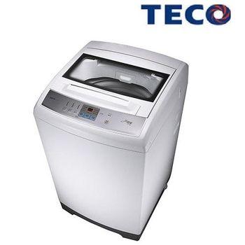 買就送【TECO東元】12.5KG定頻洗衣機W1226FW