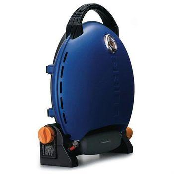 O-Grill 3000T型 美式時尚可攜式瓦斯烤肉爐-帥氣藍
