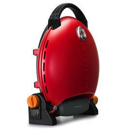 O-Grill 3000T型 美式時尚可攜式瓦斯烤肉爐-熱情紅