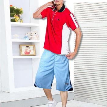『哈衣館』買2送2  休閒衫 / 休閒褲 -吸濕排汗休閒運動聖品