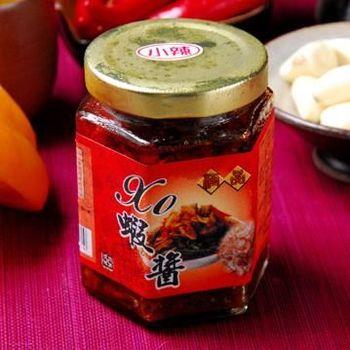 【好神】五星級飯店御廚XO醬6罐禮盒組(蝦醬/鮑魚醬/干貝醬/明太子醬.4種口味6種組合)