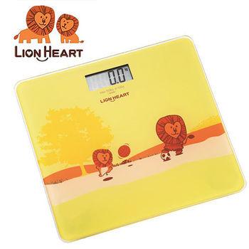 【獅子心Lion】電子體重計LBS-008