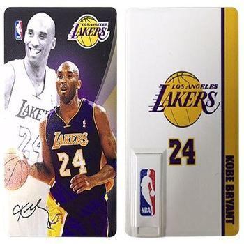 NBA Kobe 8G卡片隨身碟