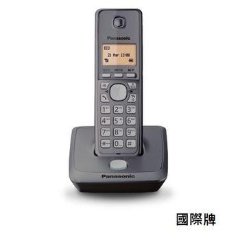 【國際牌Panasonic】 DECT數位無線電話 KX-TG2711