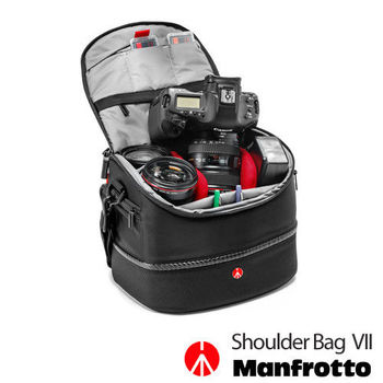 Manfrotto 曼富圖 Shoulder Bag VII 專業級輕巧側背包 VII