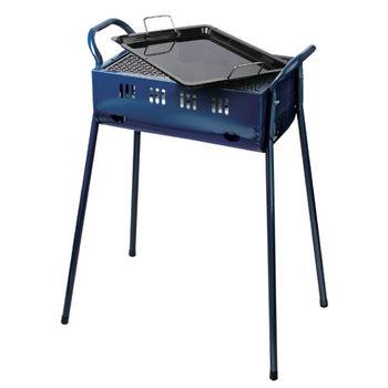 點秋香 邁阿密420 鐵板燒烤爐(附烤盤) 烤肉架 烤肉網