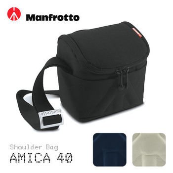 MANFROTTO AMICA40米卡肩背包 -白