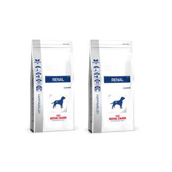 【ROYAL CANIN】法國皇家 RF16腎臟處方 犬飼料 2公斤 X 2包