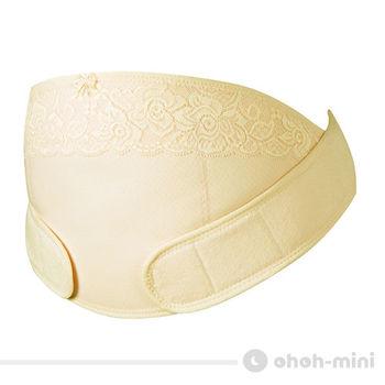 【ohoh-mini】 歐歐咪妮托腹帶(未滅菌)-涼爽紗/黃色