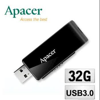 Apacer 宇瞻 AH350 USB3.0 32GB 跑車碟